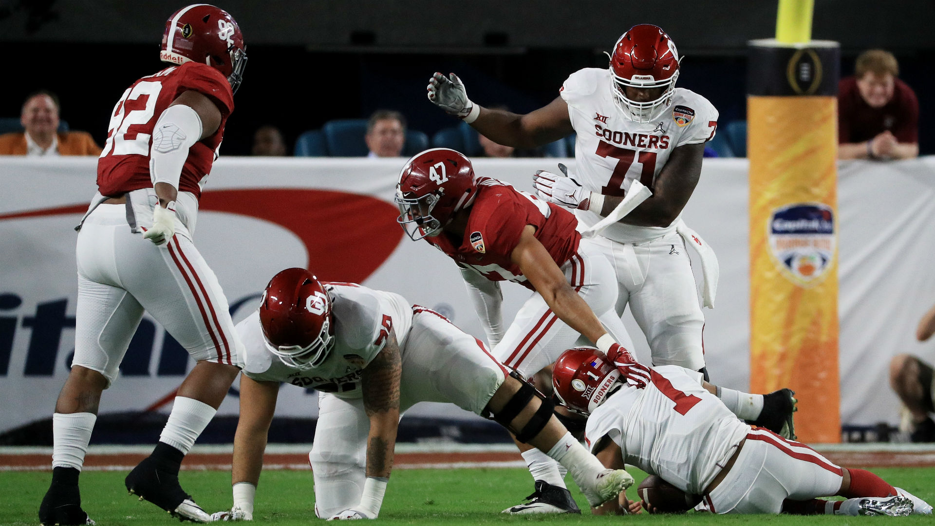 Christian Miller Injury Update Mri On Alabama S Top Lb Hamstring