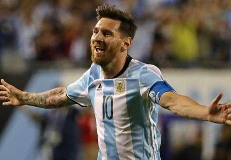 Batistuta annoyed by Messi record