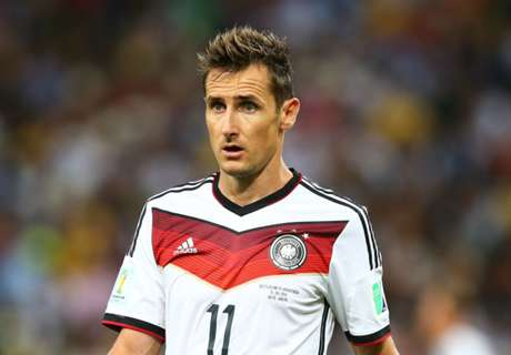 Germany legend Klose retires