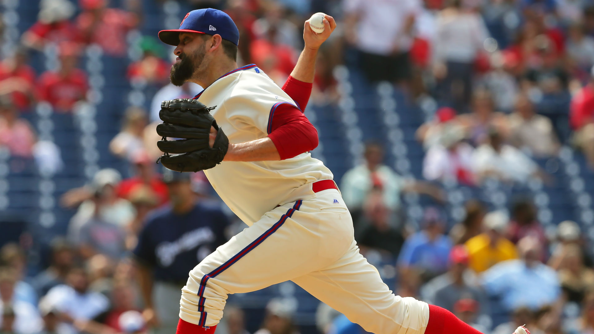 Rockies acquire All-Star reliever Pat Neshek from Phillies