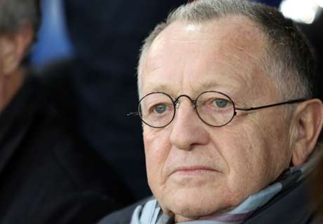 Aulas criticises lack of Lyon protection
