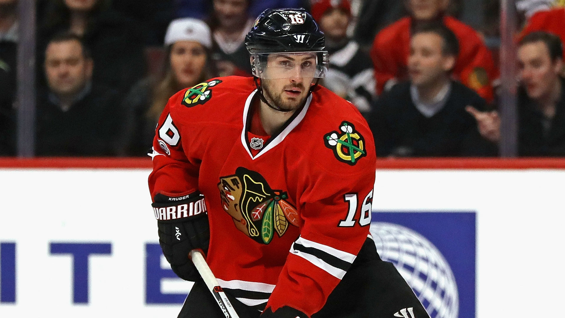 National Hockey League trades: Marcus Kruger heads to Hurricanes days after joining Golden Knights