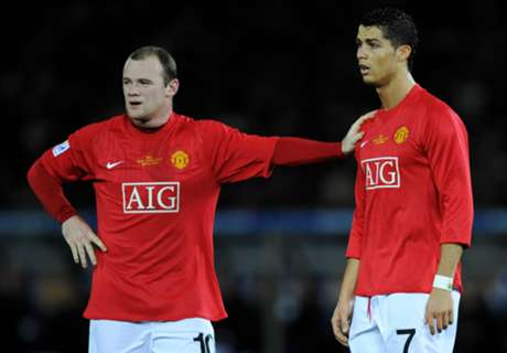 Ronaldo Kangen Main Bareng Rooney
