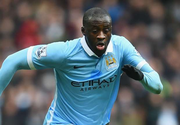 Manchester City admit Toure will miss Norwich trip