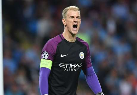 Guardiola hails 'legend' Hart