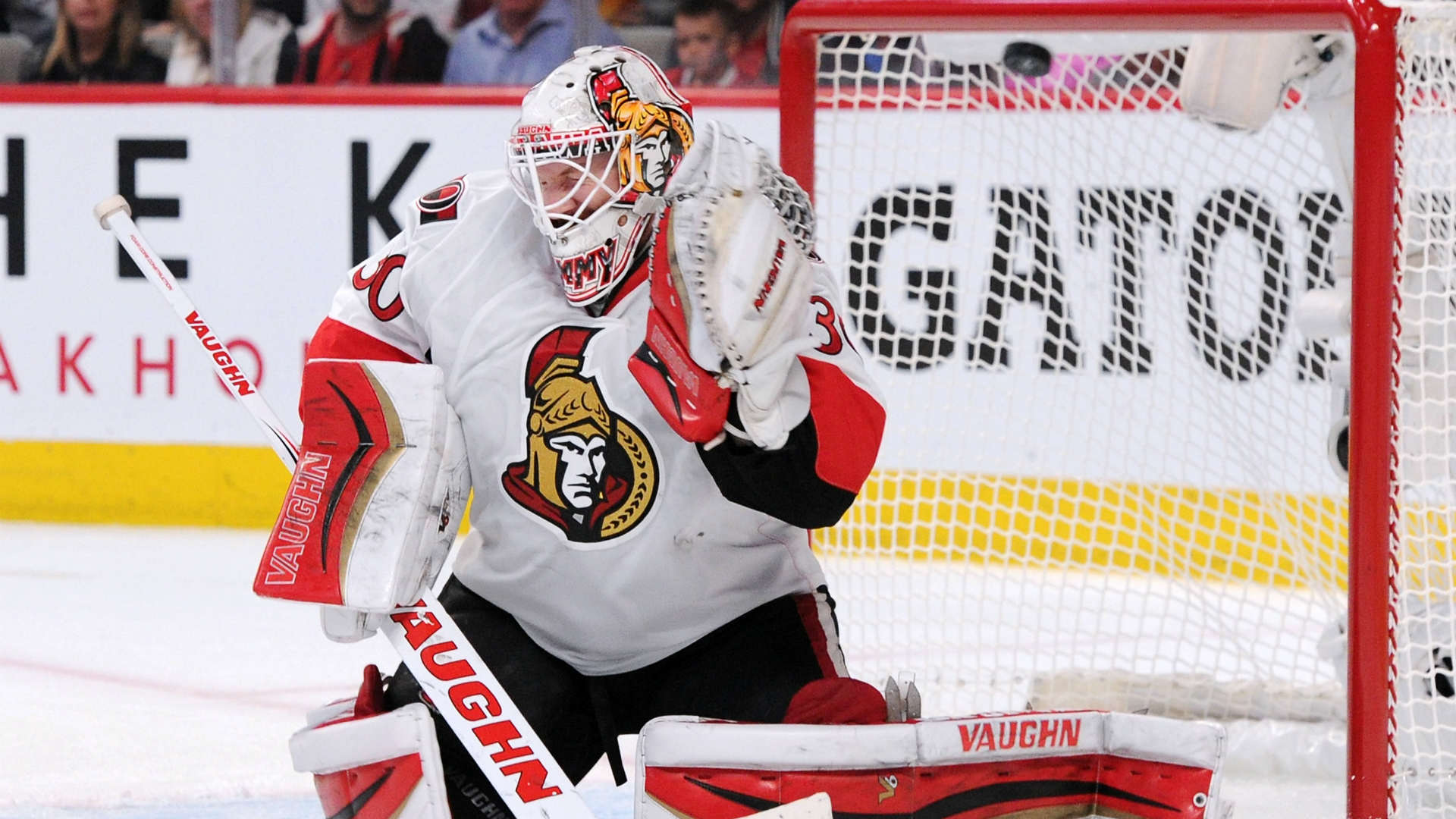 Senators uncertain who to start in net for Game 3