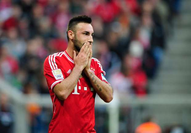 Contento joins Bordeaux from Bayern Munich