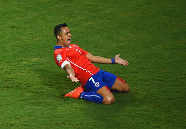 Spain - Chile Goalscorer Preview: Back Alexis Sanchez to find the back of the net
