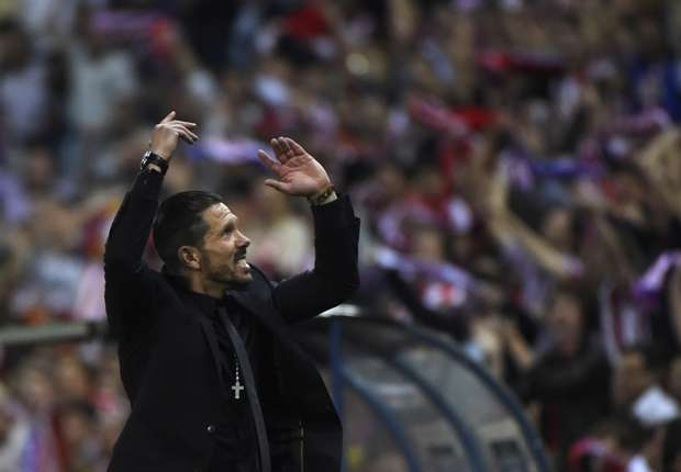 Simeone urges Atletico to live game-by-game