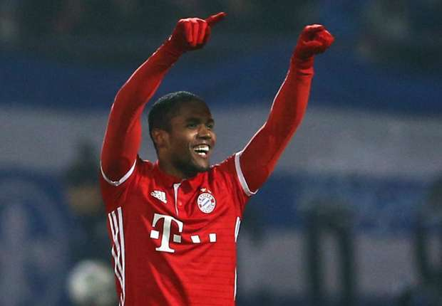 Douglas Costa and Diego Alves eye Brazil roles