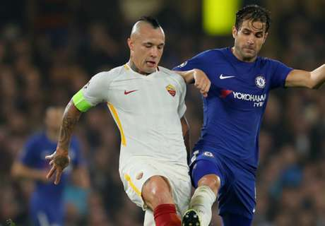 Nainggolan: Roma were the better side