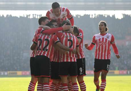 Ward-Prowse leads Saints to victory
