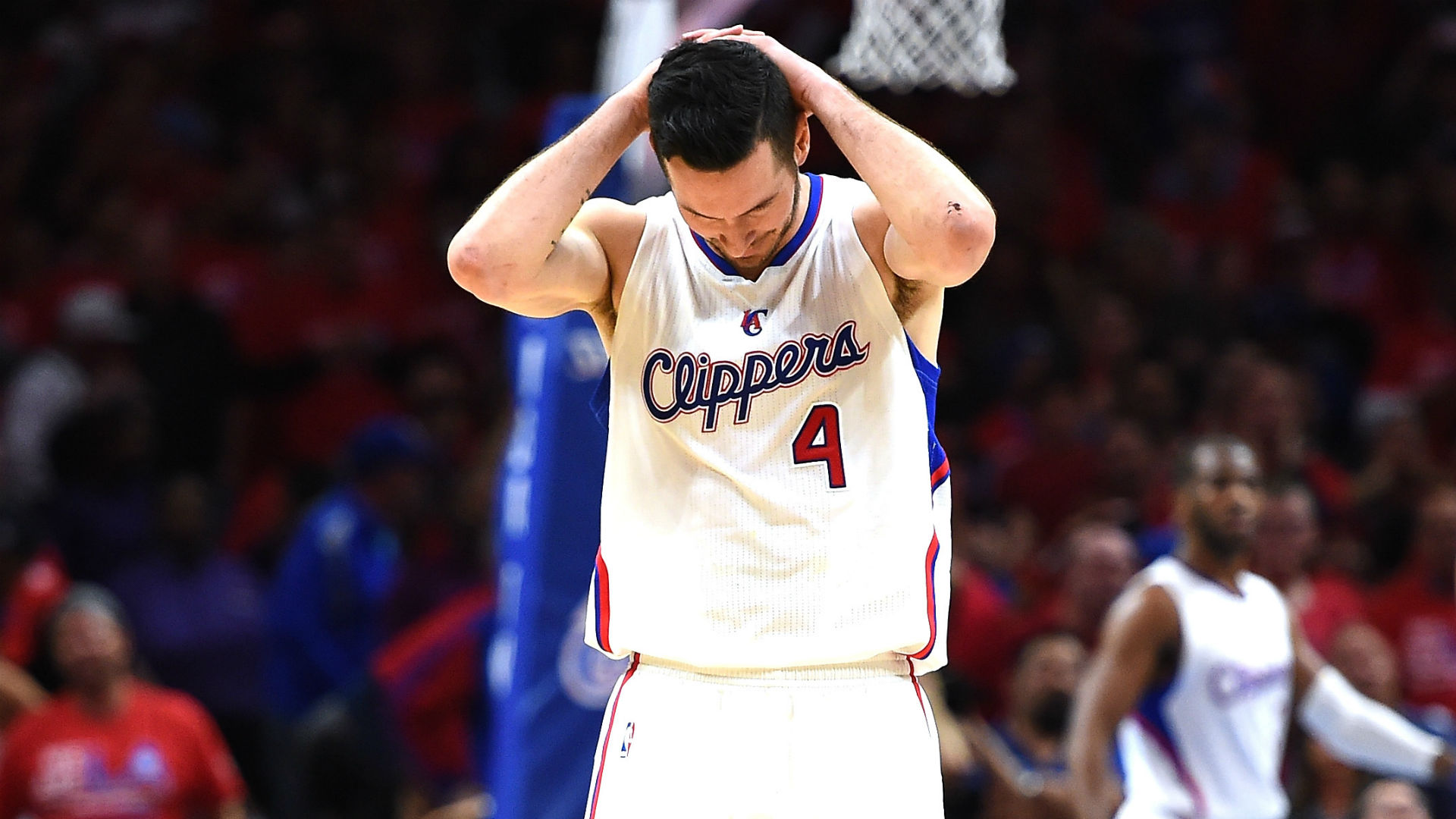 Clippers G J.J. Redick gives his team an 'F' for its offseason grade