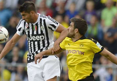 Morata: Juve strikers will improve