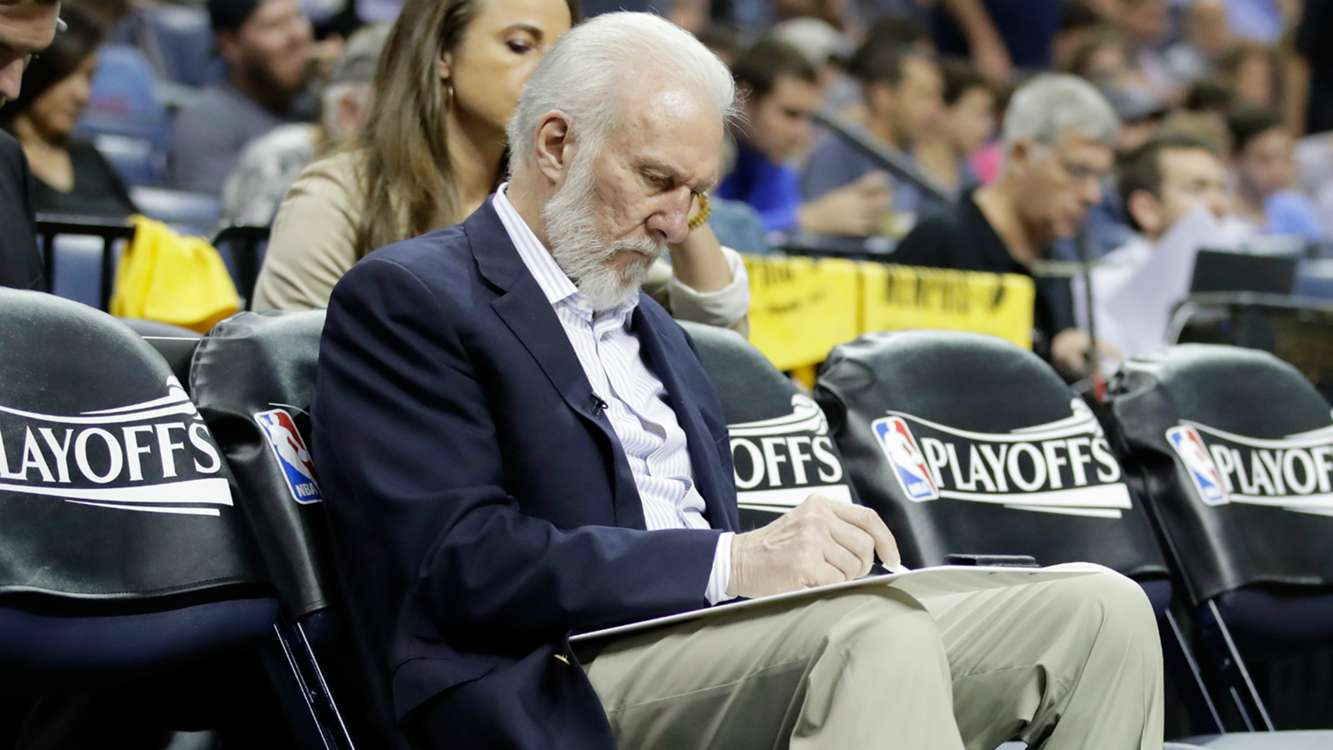Gregg Popovich explains why he benched Spurs starters