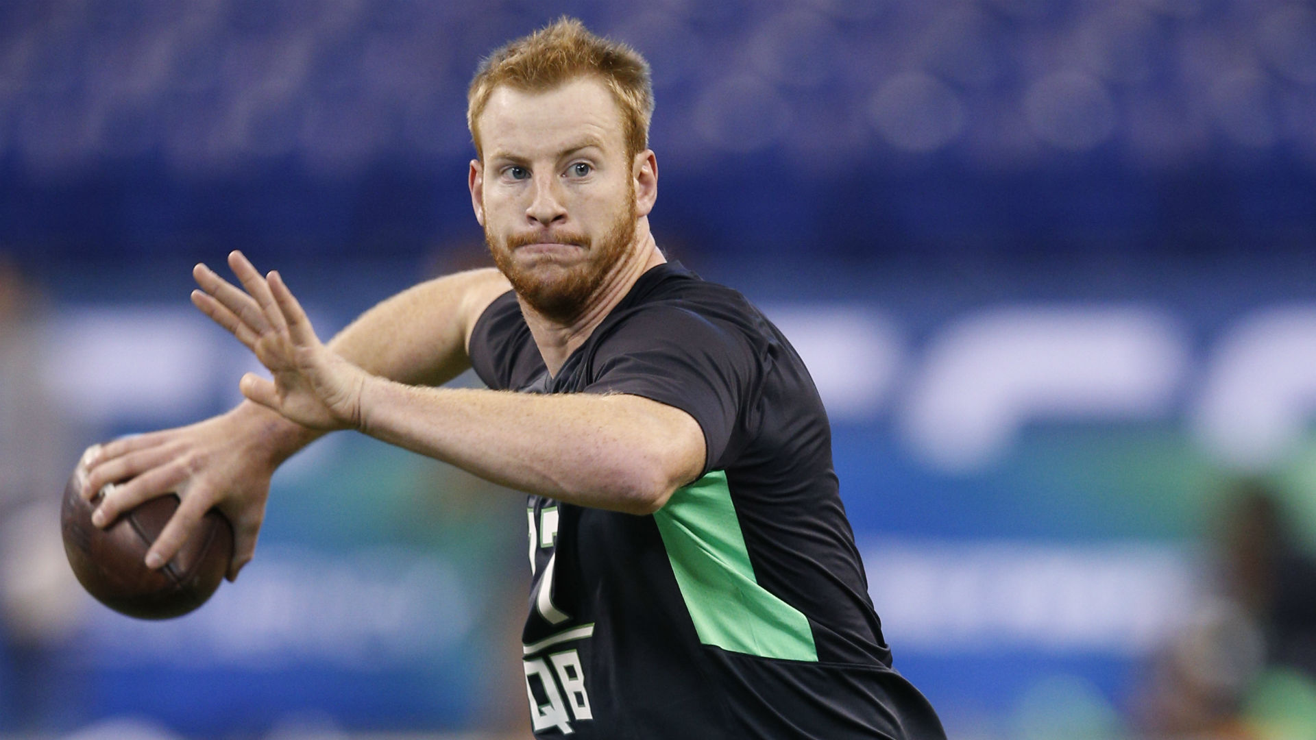 Carson Wentz most 'NFL-ready' QB Jon Gruden has seen in recent years | NFL | Sporting News