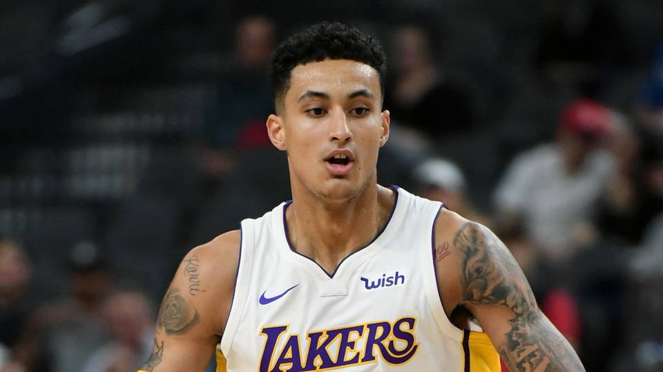 Lakers' Kyle Kuzma on LeBron James' compliments: 'Keep letting him love my game'