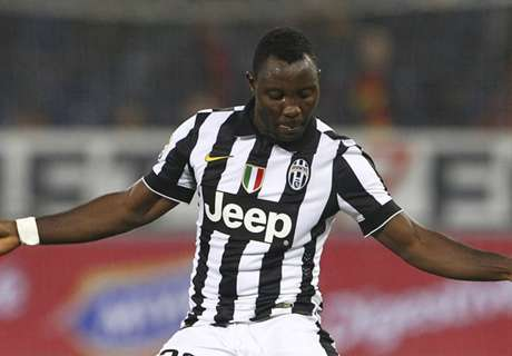 Asamoah to undergo further injury evaluation
