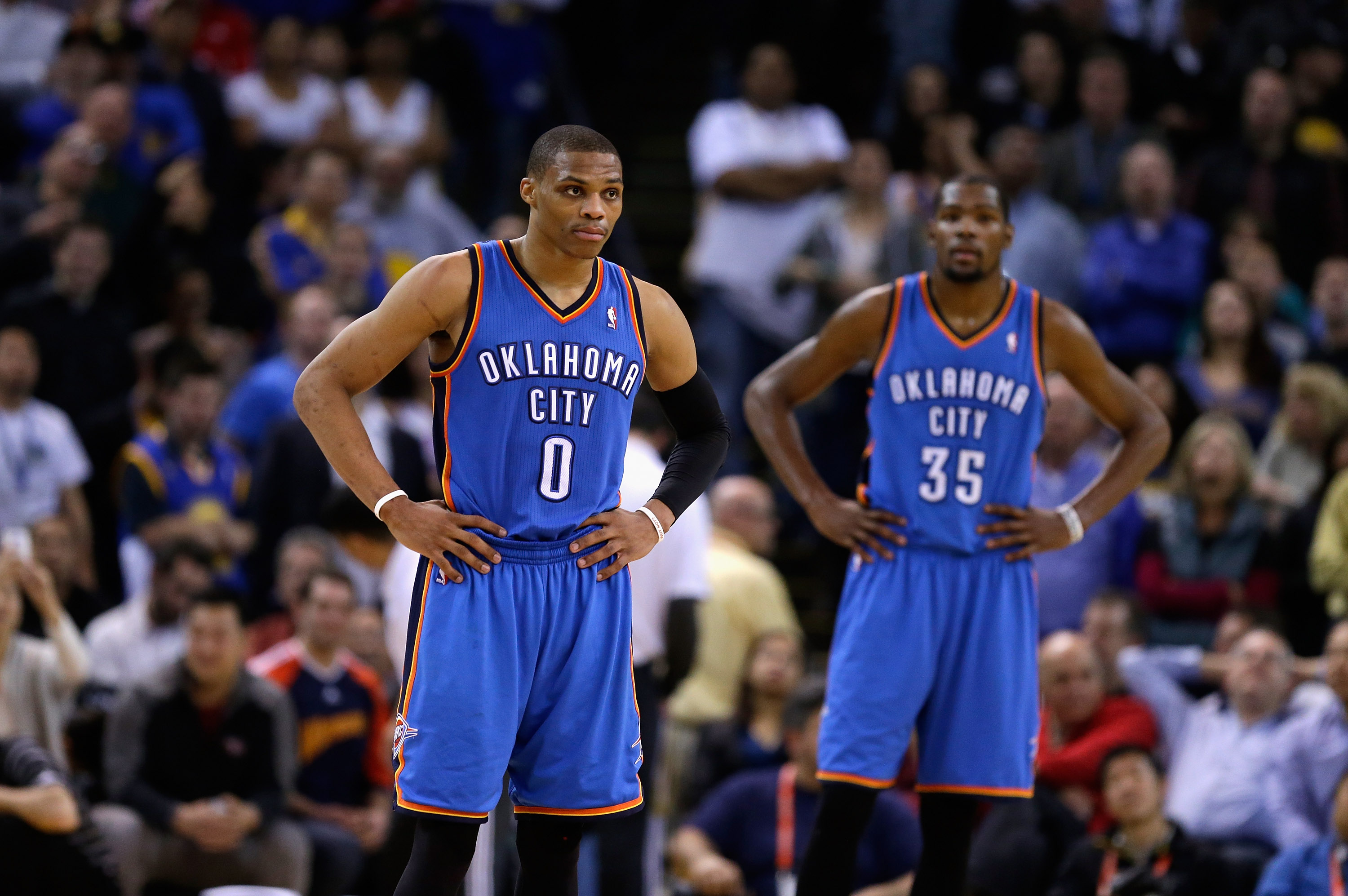 russell westbrook stunningly left - photo #1