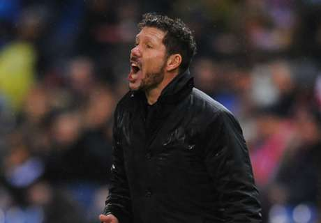 Simeone calls for Atleti belief