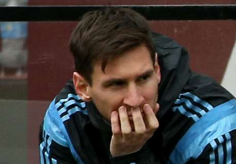 Messi-less Argentina could miss World Cup