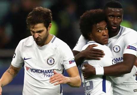 HIGHLIGHTS: Qarabag 0-4 Chelsea