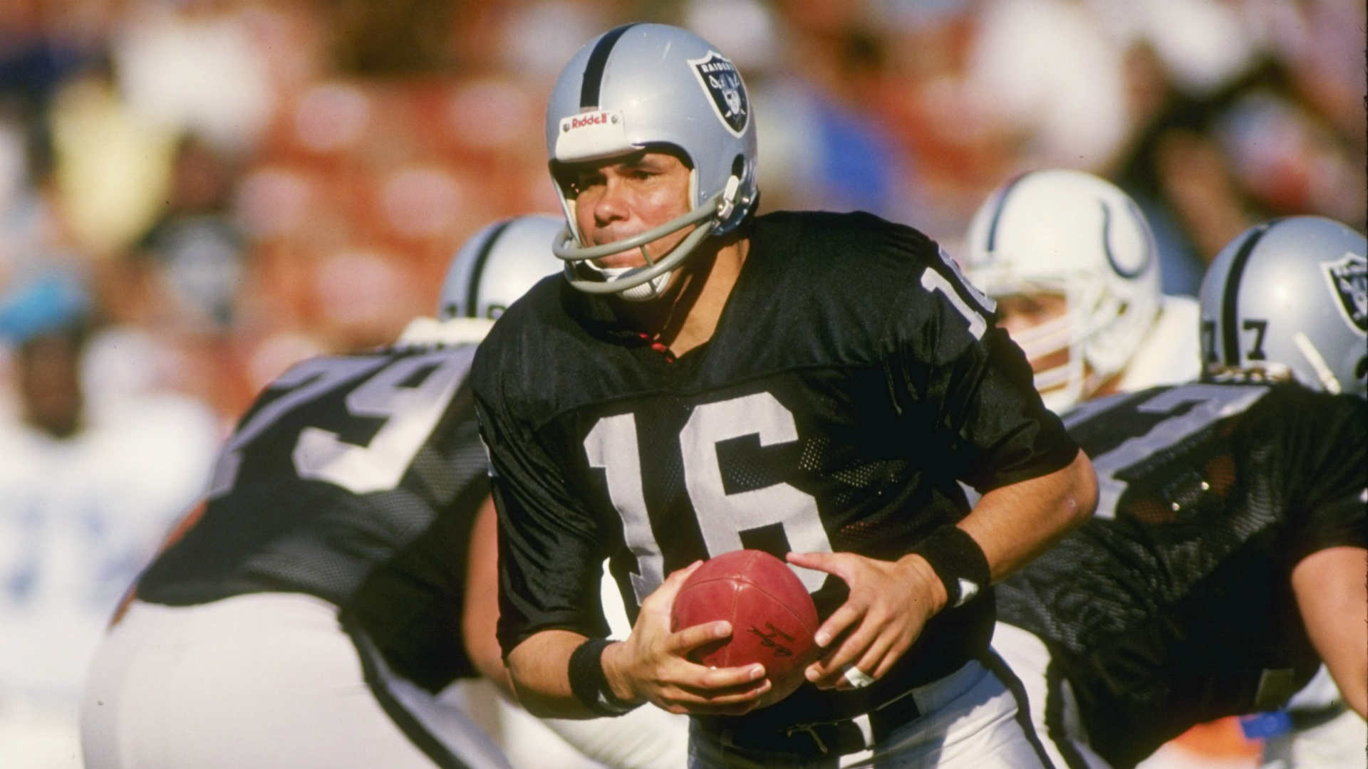 Fomer Patriots QB Jim Plunkett: 'My life sucks'