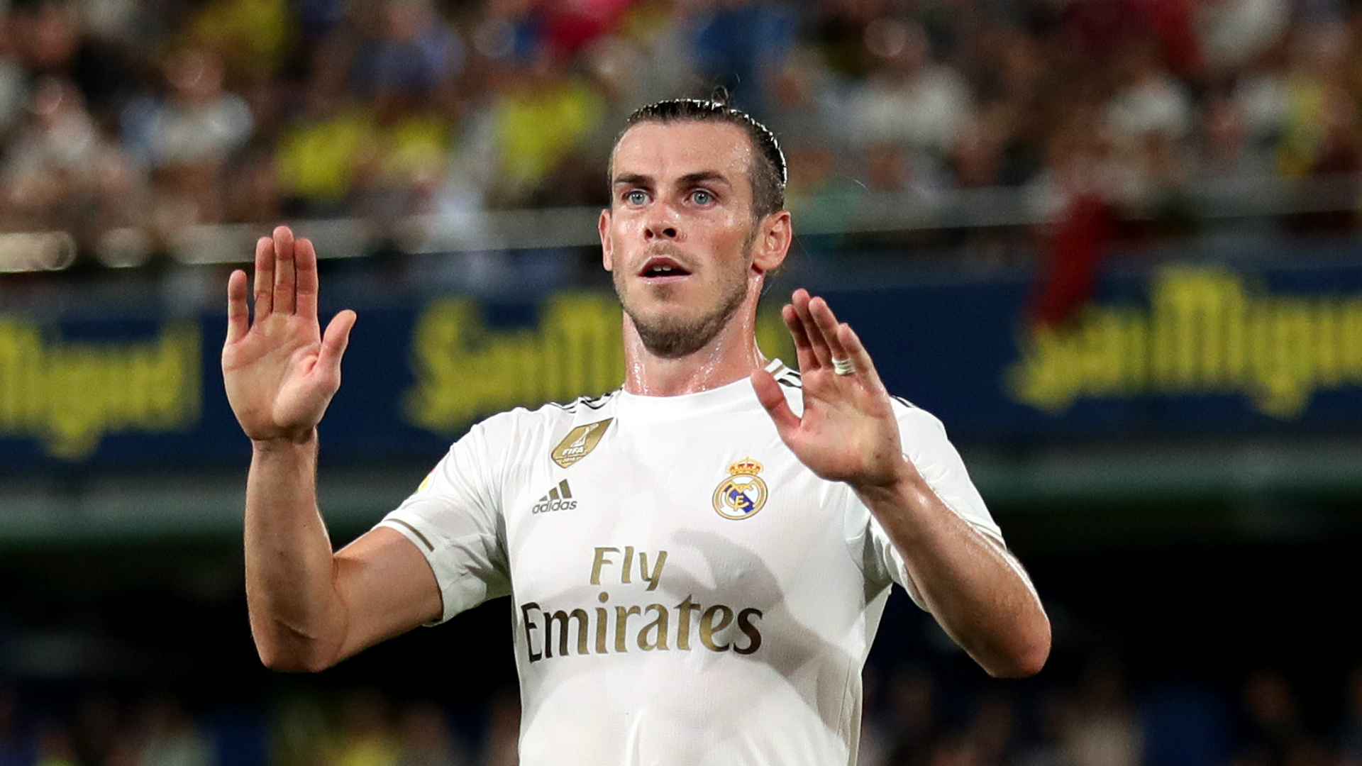 'I've been scapegoated' – Bale expects even more 'turbulence' at Real Madrid