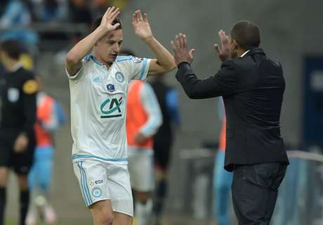 Thauvin hails improved Marseille