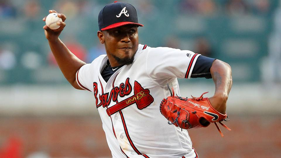 Braves make bad history in matchup with Nationals