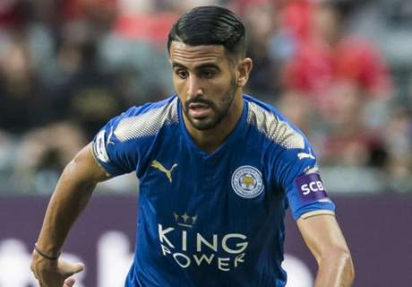 'No real offer' for Mahrez - Leicester chief