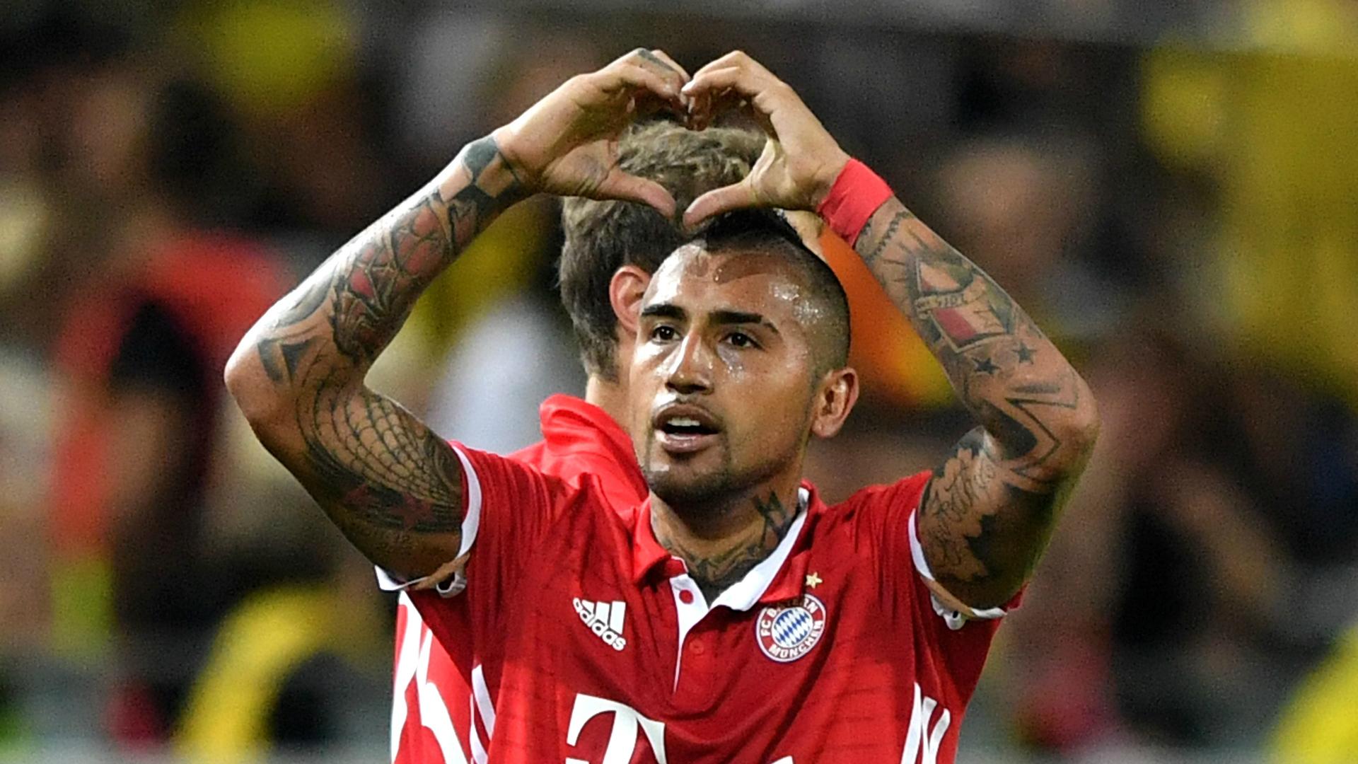 Borussia Dortmund 0-2 Bayern Munich: Vidal & Muller give ...