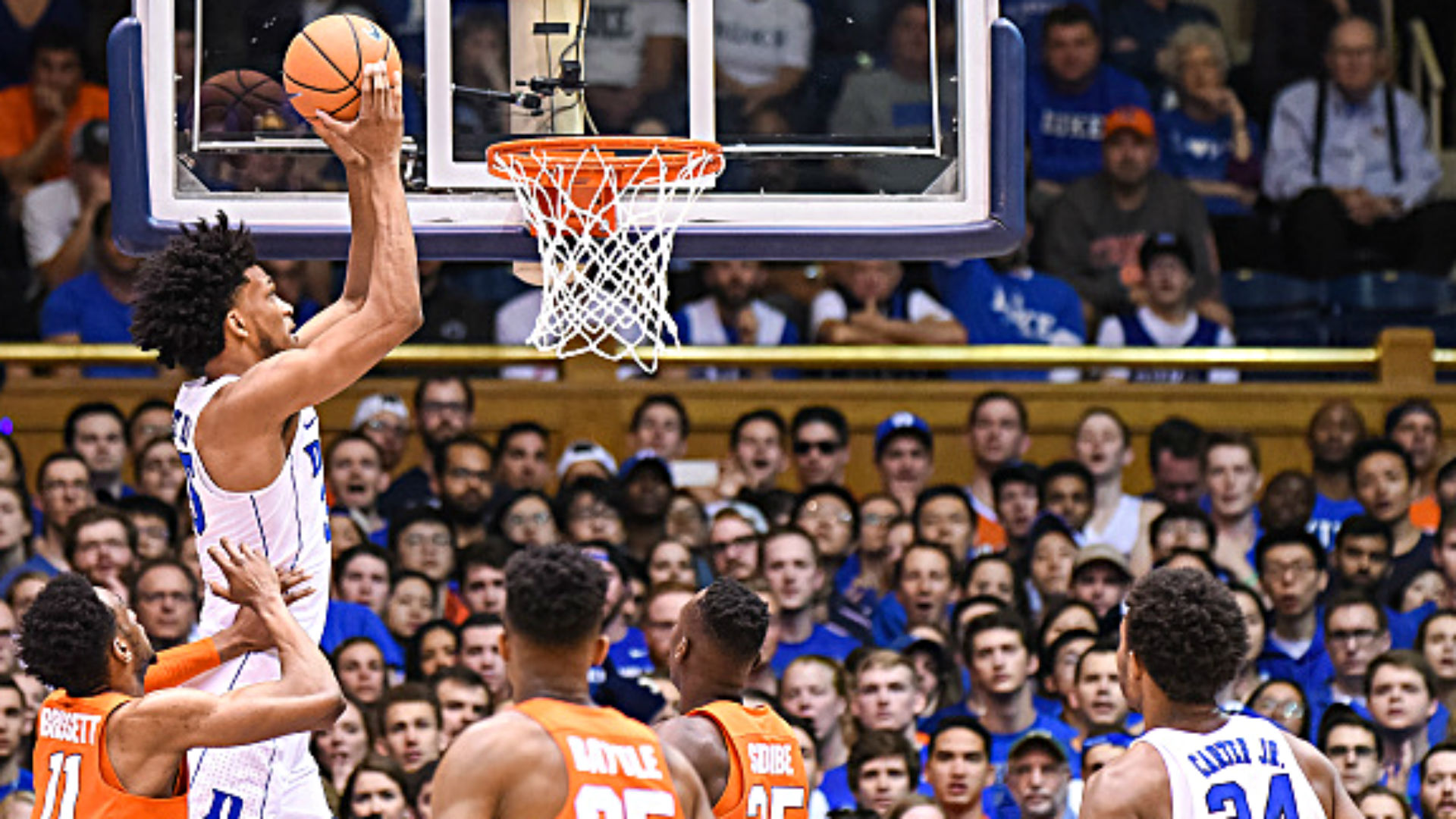 March Madness 2018: Three Takeaways From Duke's Sweet 16