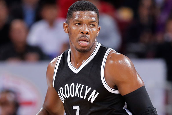 Cavaliers pursuing trade for Nets' Joe Johnson, report says