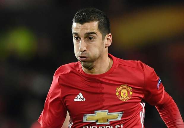 Mkhitaryan 'excited' at Man Utd improvement