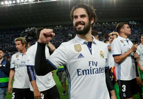 Isco: I'm staying at Madrid