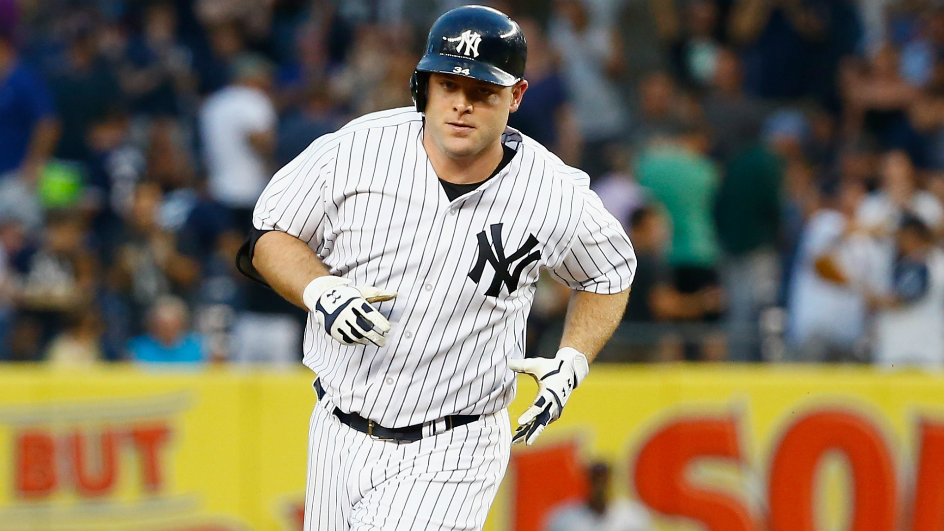 MLB Hot Stove Rumors: Astros have interest in Yankees' McCann