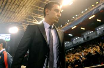 Neville must beat Barcelona as shadow of Benitez looms large at Valencia