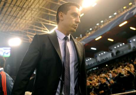 Neville needs a win as Rafa looms large