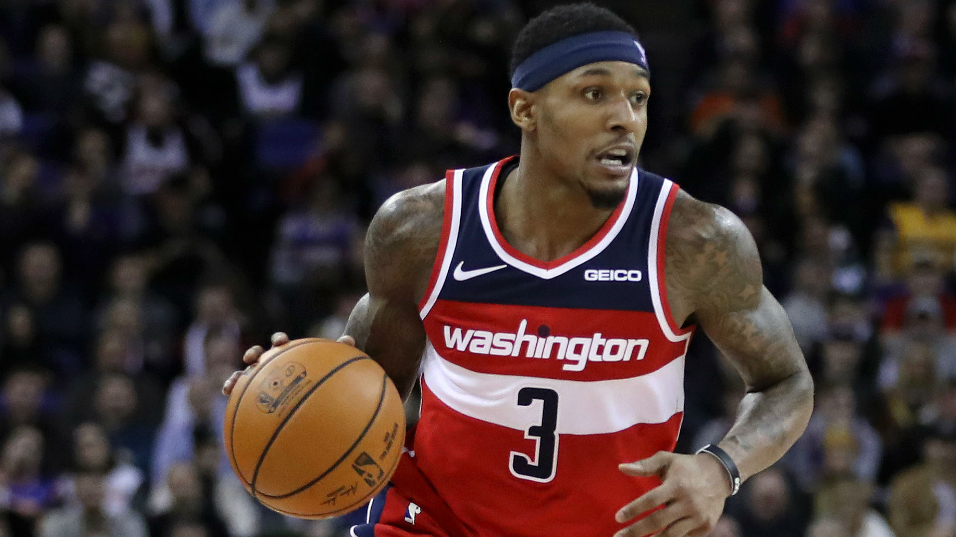 NBA trade rumors: Wizards have shown 'no willingness' to deal star Bradley Beal