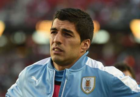 Suarez 'very proud' of Uruguay