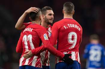 Simeone: Substitutes made the difference in Atletico win