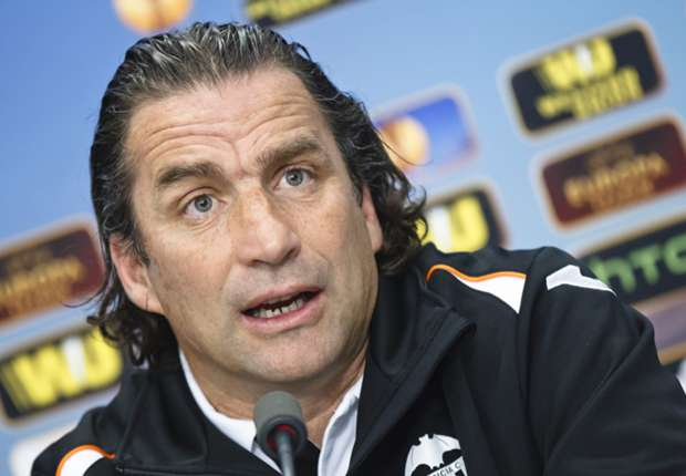 Valencia boss Pizzi 'ashamed' by Basel beating
