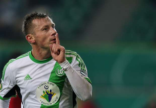 Stoke boss Hughes admits interest in striker Olic