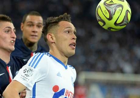 Ocampos joins Marseille permanently
