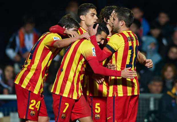 La Liga Preview: Getafe - Barcelona