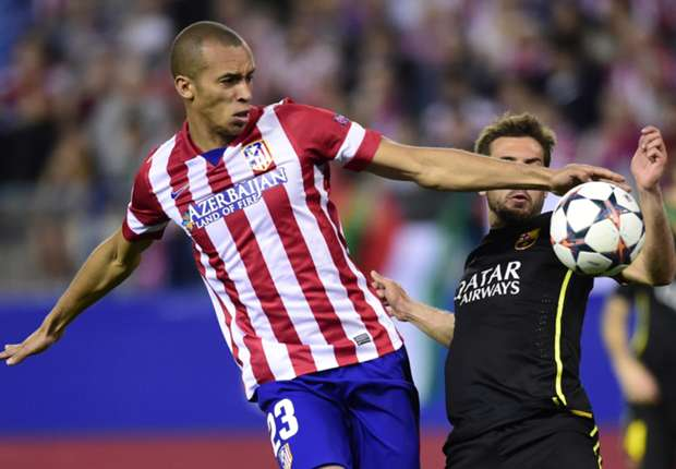 Miranda quashes Atletico Madrid exit talk