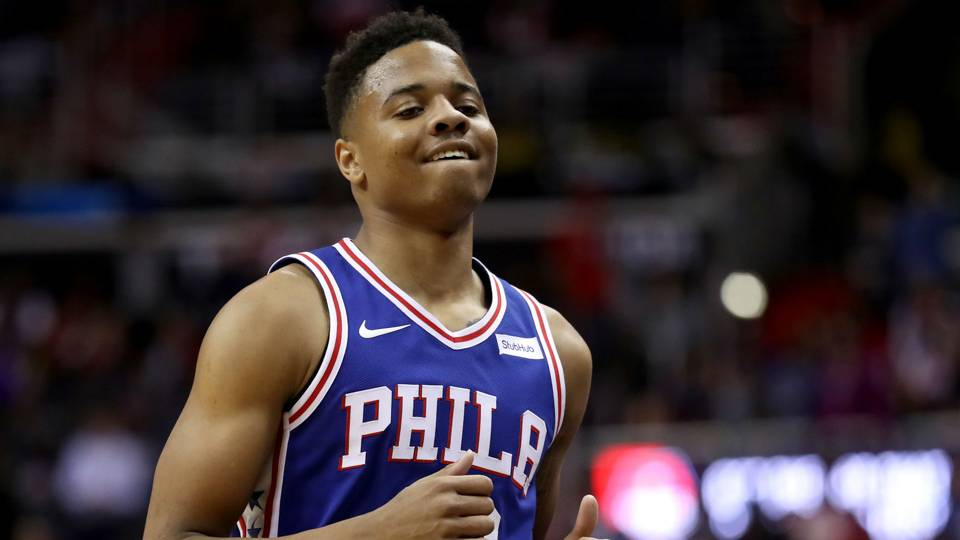76ers' Markelle Fultz says hitch in shot was due to injury, not the 'yips'
