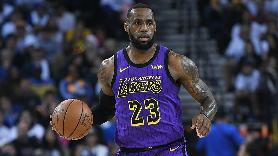 LeBron James injury update  Lakers star out at least 2 more games ... 3b465a40d