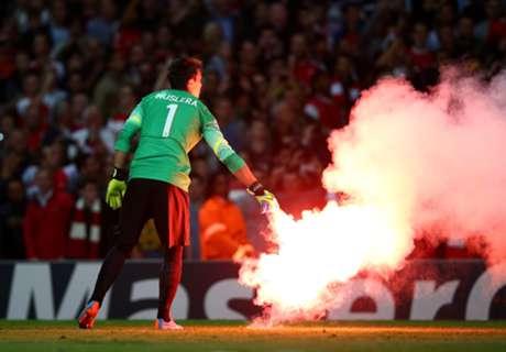 Galatasaray among teams fined by UEFA